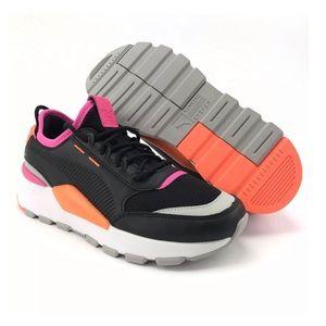 Puma Women's RS-0 Sound Black Athletic Shoes
